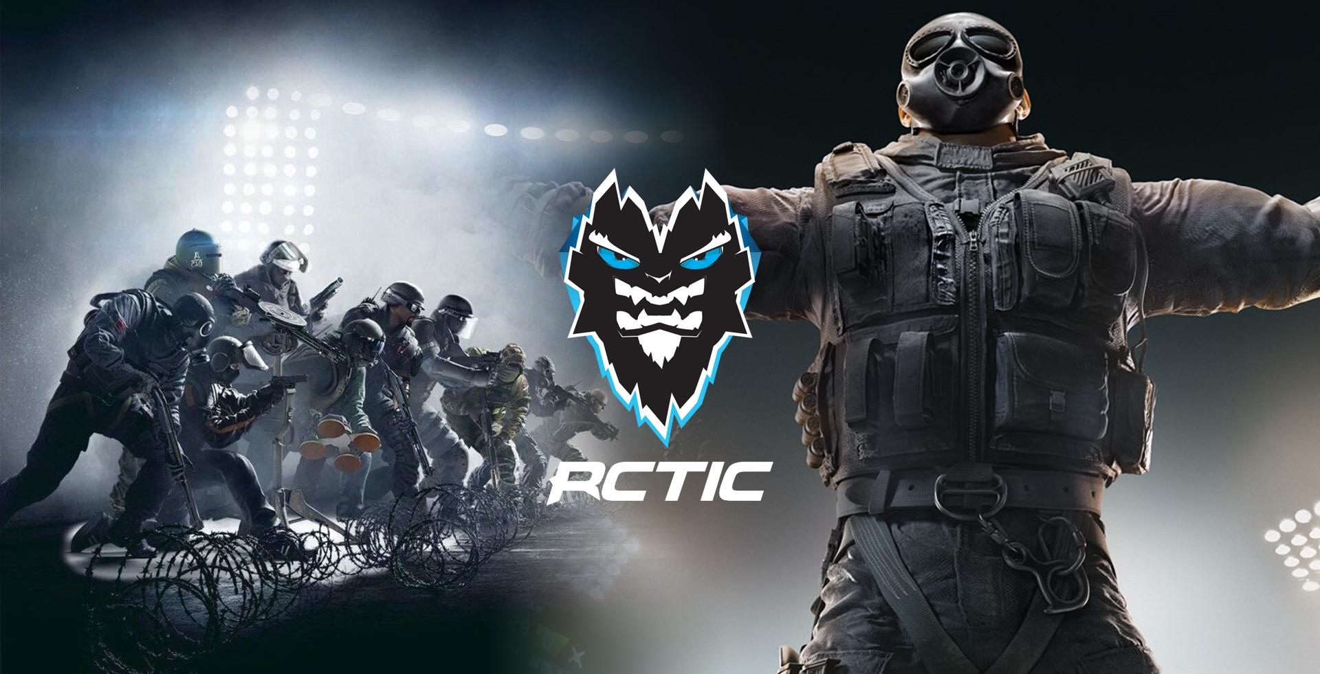 RCTIC laajentaa Rainbow Six Siegeen